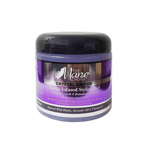 MANE CHOICE ORCHID STY GEL 16oz