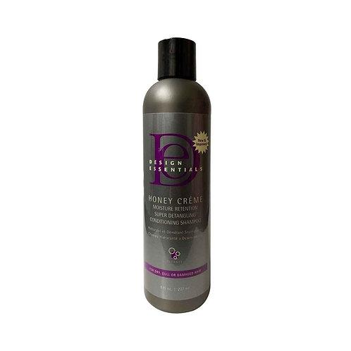 DESIGN Honey Cream Moisture Retention Shampoo 8oz