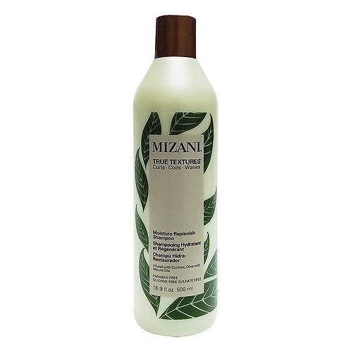 MIZANI True Textures Moist. Replenish Shampoo 16.9oz