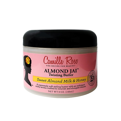 CAMILLE ROSE Almond Jai Twisting Butter 8zo