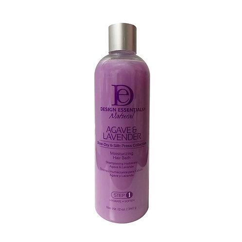 DESIGN Agave & Lavender Hair Bath (Step 1) 12oz