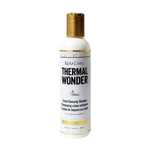 KERACARE Thermal Wonder  Cream Cleansing Shampoo 8oz