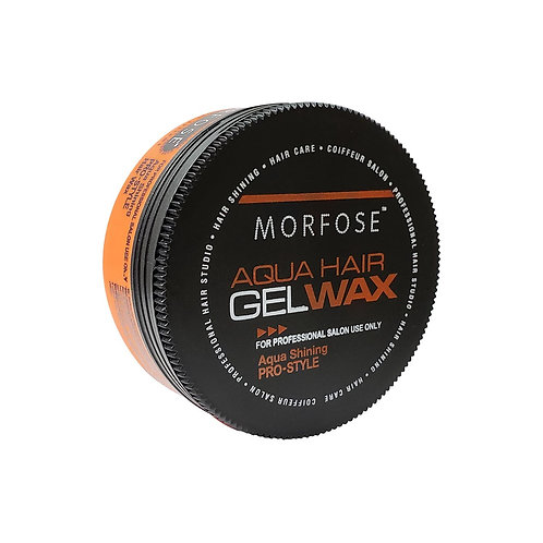 MORFOSE Gel Wax Extra Shining (Orange) 5.92oz