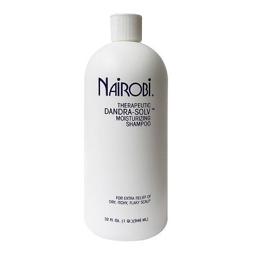 NAIROBI Dandra-Solv Moist. Shampoo 32oz