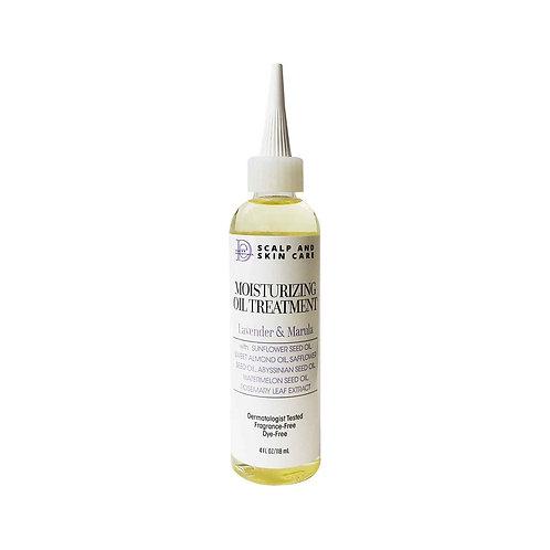 DESIGN Moisturizing Oil Treatment (Lavender & Marula) ⓢ 4oz