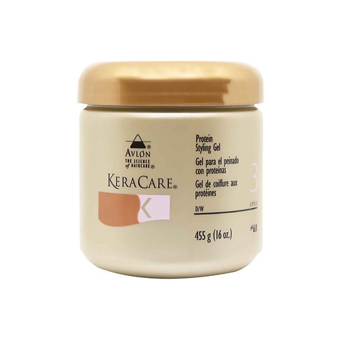 KERACARE Protein Styling Gel (Not Clear) 16oz