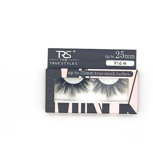 TRS True Mink 3D Eyelashes 25mm M916