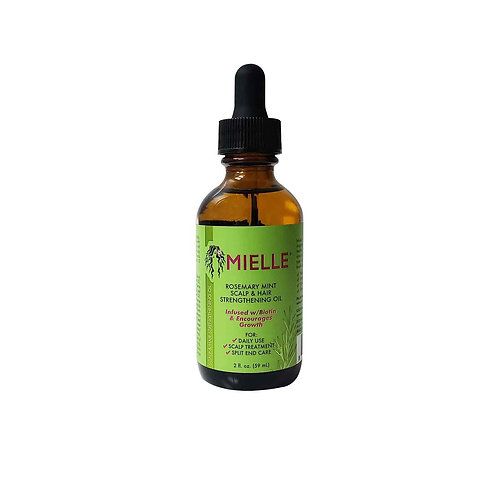 MIELLE ROSEMARY MINT GROWTH OIL 2oz