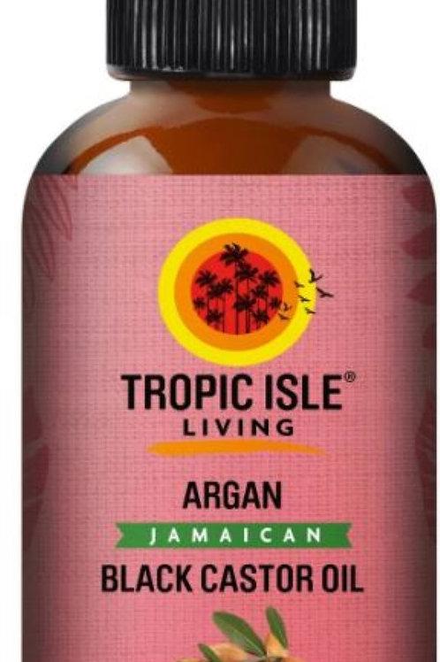 TROPIC ISLE Jamaican Hair Serum with Argon Oil 4oz