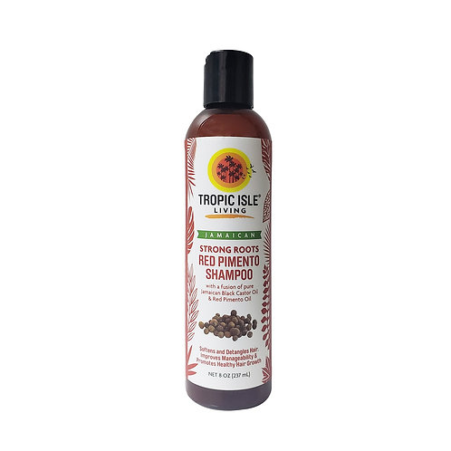 TROPIC ISLE Strong Roots Red Pimento Shampoo 8oz