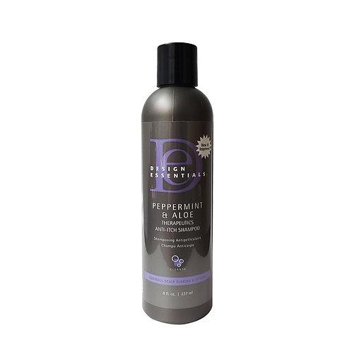 DESIGN Peppermint & Aloe Therapeutics Rx Al Shampoo 8oz