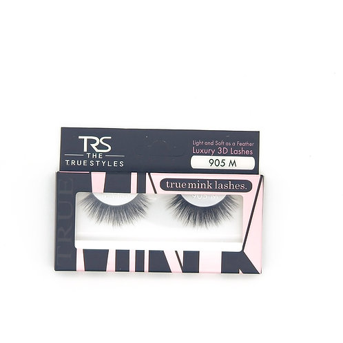 TRS True Mink 3D Eyelashes M905