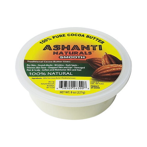ASHANTI Cocoa Butter 8oz
