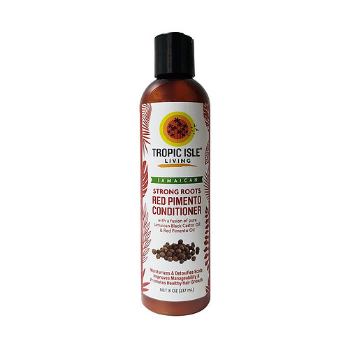 TROPIC ISLE Strong Roots Red Pimento Conditioner 8oz