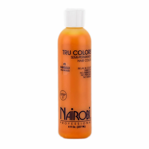 NAIROBI COLOR Marigold 8oz