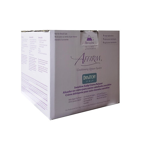 KERACARE Dry & Itchy Sensitive Scalp Relaxer Kit*