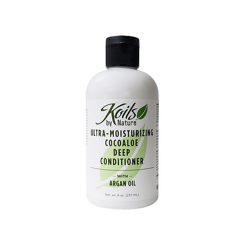 KOIL'S Ultra-Moisturizing Cocoaloe Deep Conditioner 8oz