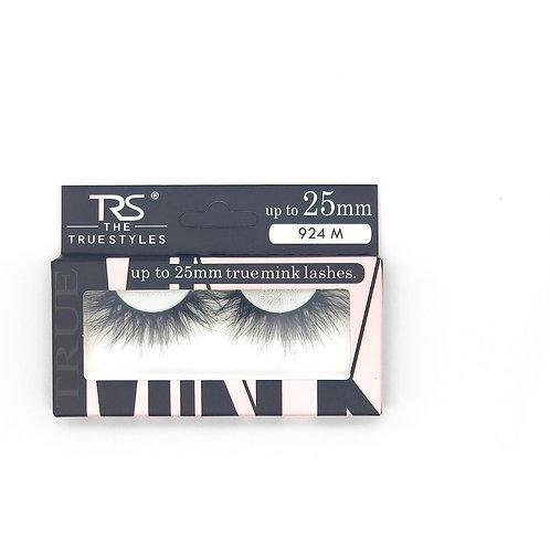TRS True Mink 3D Eyelashes 25mm M924