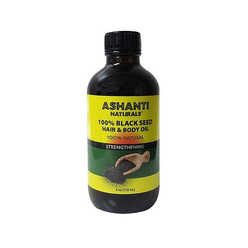 ASHANTI 100 % Black Seed Oil 4oz
