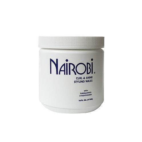 NAIROBI Curl & Shine Waxx 16oz