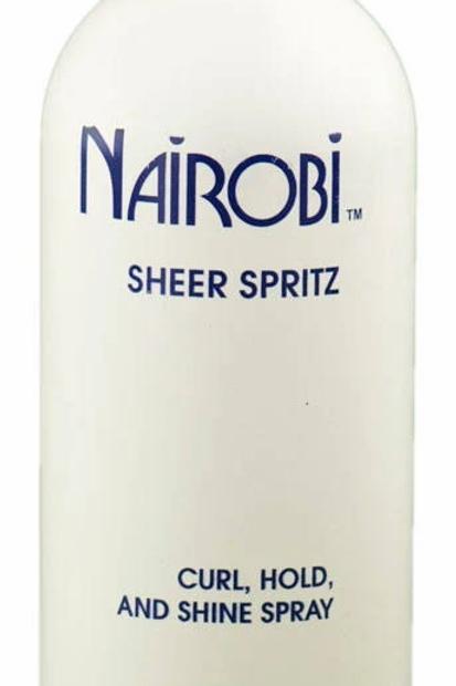NAIROBI Sheer Spritz 32oz