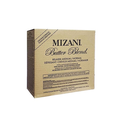MIZANI Butter Blend Medium / Normal Relaxer Kit