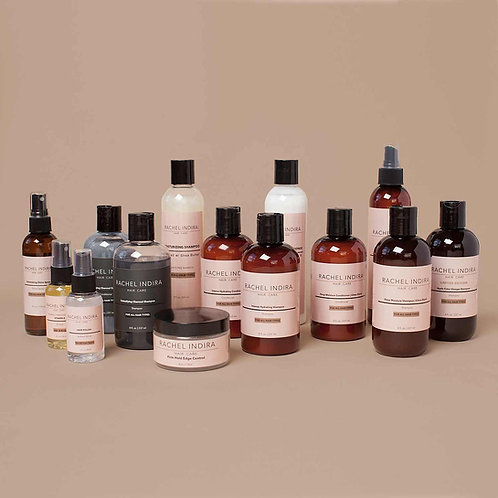 Rachel Indira All-In Healthy Hair Care Set