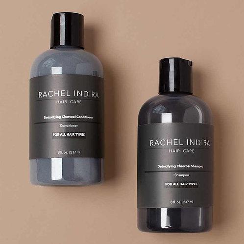 Rachel Indira Detoxifying Charcoal  Set