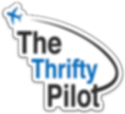Offical Thrifty Pilot Magnet