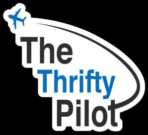 Offical Thrifty Pilot Magnet