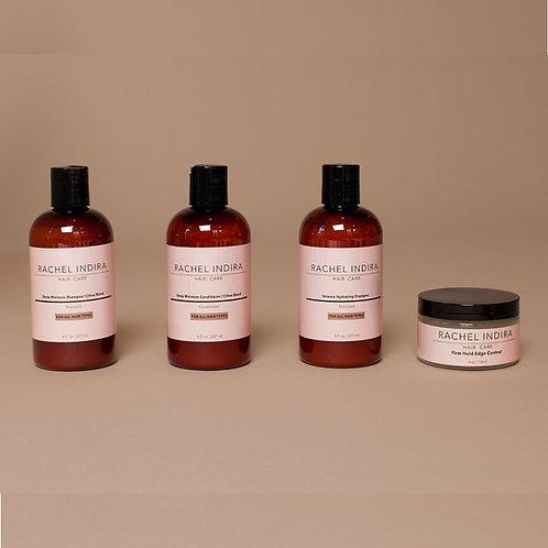 Rachel Indira Healthy Hair Care Set