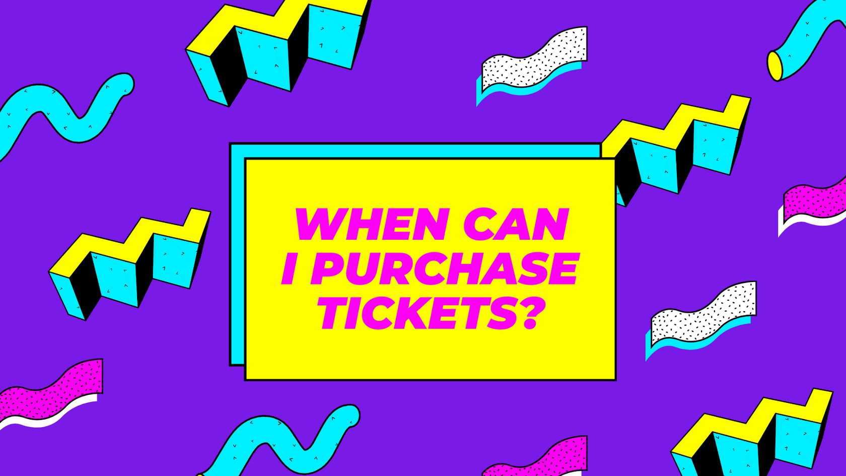 Purchasing Tickets