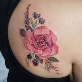 A lil arrangement for Emma ♡ thank you!.