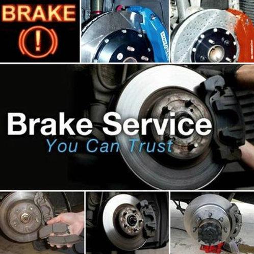 Brake Repair Services, Brake Pads