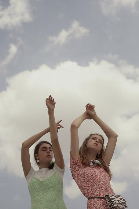 xnet | Liron Weissman | fashion editorial | liliya krishtalyov | Elinor Shahar | Yuli Models | Ofry Beladona | אסף מלמד | עפרי בלהדונה | לירון ויסמן | רוחמה |