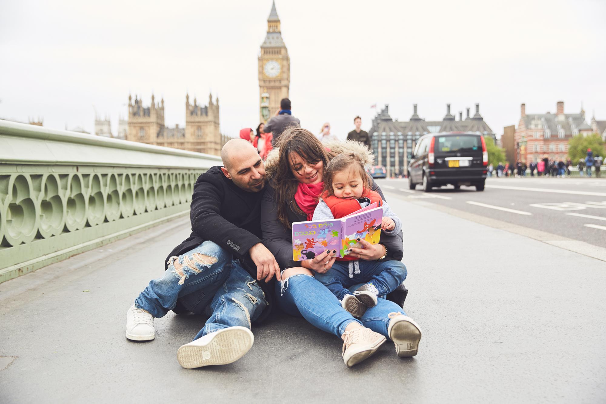 צילום משפחתי / צלמת משפחות
