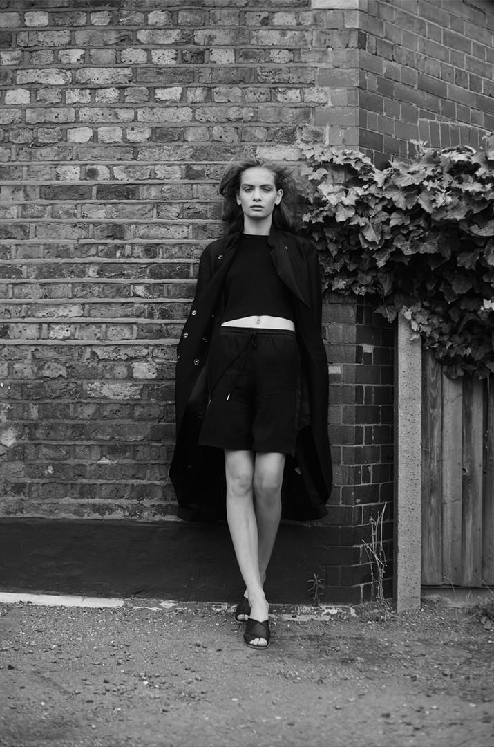 Atlas Magazine   Lucy Kenny   Yulia Yurchenko  Nina Marker   Elite Model London   Liron Weissman Fashion Photographer   לירון ויסמן צלמת אופנה   לירון וייסמן   נינה מרקר