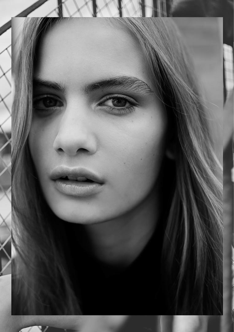 Atlas Magazine | Lucy Kenny | Yulia Yurchenko |Nina Marker | Elite Model London | Liron Weissman Fashion Photographer | לירון ויסמן צלמת אופנה | לירון וייסמן | נינה מרקר