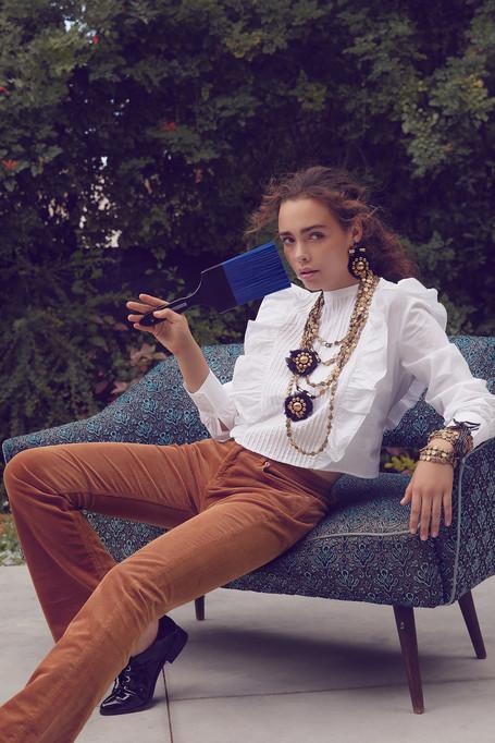 TAMARA GARTENBERG / LIRON WEISSMAN / לירון ויסמן צלמת אופנה / Roza Shwartzman / Ayanna / iTM MODELS / רוזה שוורצמן