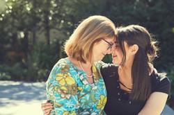 צילומי אמא ובת / בוק אמא ובת