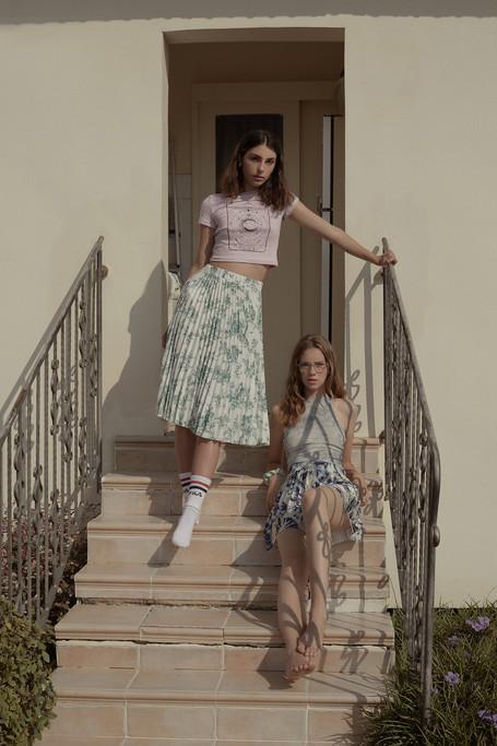 xnet | Liron Weissman | fashion editorial | liliya krishtalyov | Elinor Shahar | Yuli Models | Ofry Beladona | אסף מלמד | עפרי בלהדונה | לירון ויסמן | רוחמה