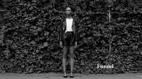 MY NAME IS FUNMI