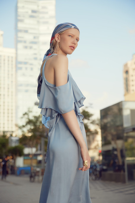 M by Maskit x Razili | Sharon Zarfati | Dior Makeup | Lera MC2 Tel Aviv | Liron Weissman | לירון ויסמן צלמת אופנה | משכית | רזילי | שרון צרפתי