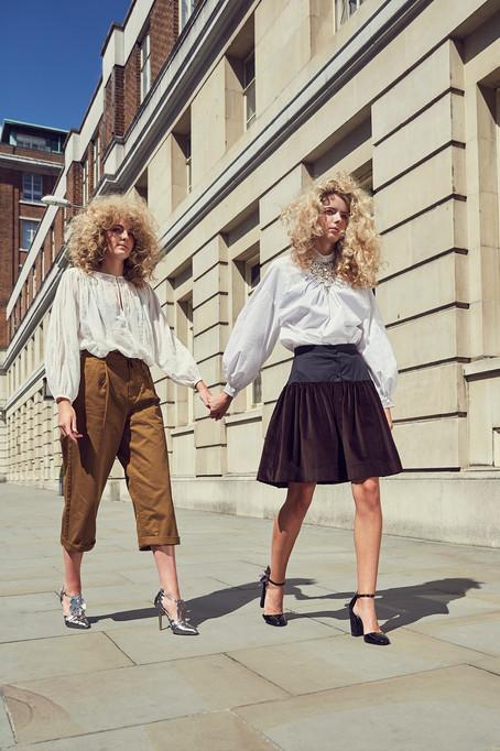 Liron Weissman Fashion Photographer | לירון ויסמן צלמת אופנהAtlas Magazine | Daniela Suarez | Vivi's Makeup |Vivi Solomon | Guy Samuel| Ellie Garrett | Leni's Models | Ami Garrett