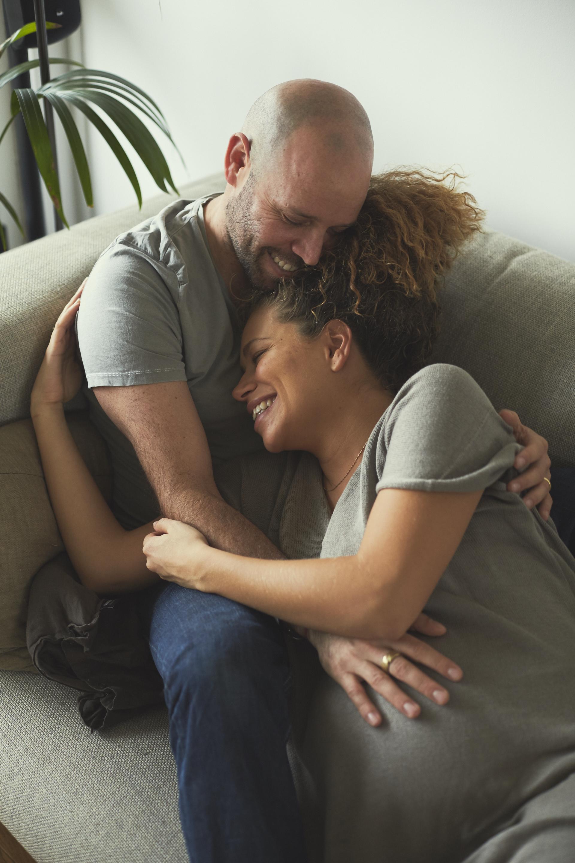 צילומי הריון אינטימיים
