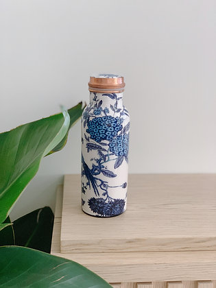 Copper Essential Copper Bottle – 650ml (Peacock)