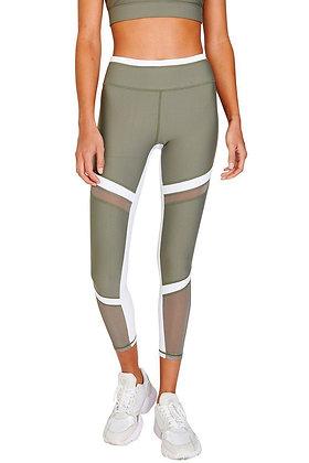 All Fenix Cora Khaki - 7/8 Length Leggings