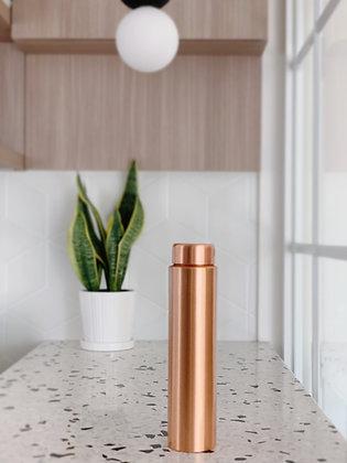 Copper Essential Copper Bottle - 900ml (Plain Straight)