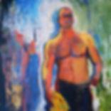 Marc Kundmann Strut Provincetown encaustic art