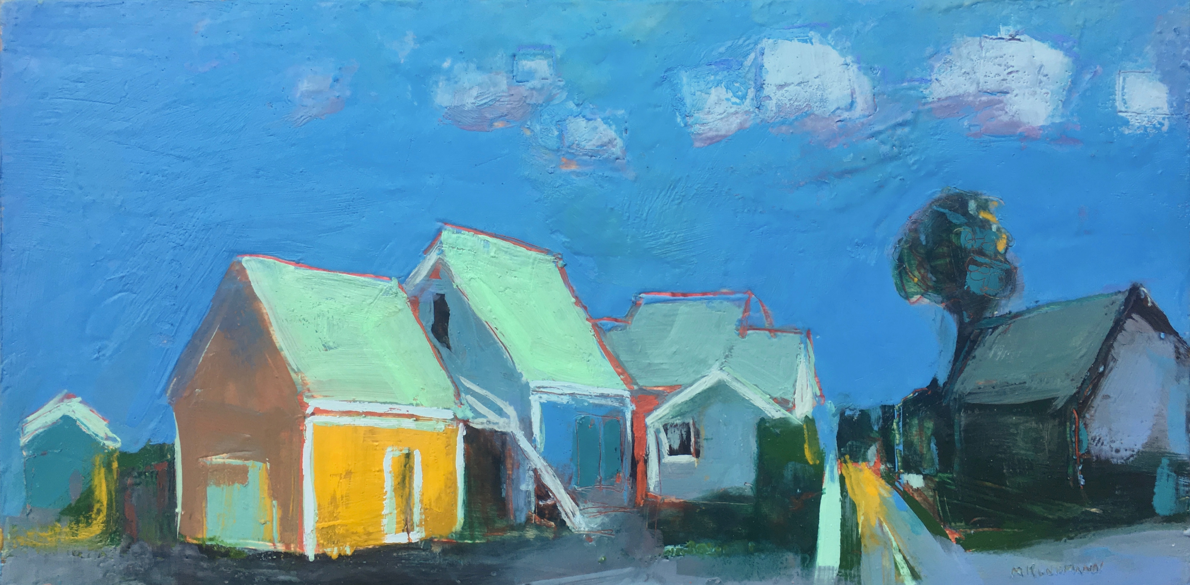 Marc-Kundmann-Franklin-Street-Cottages-Provincetown-Art